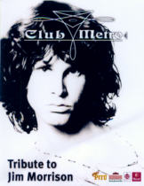 Club Metro - the Doors of Perception~ LIVE!